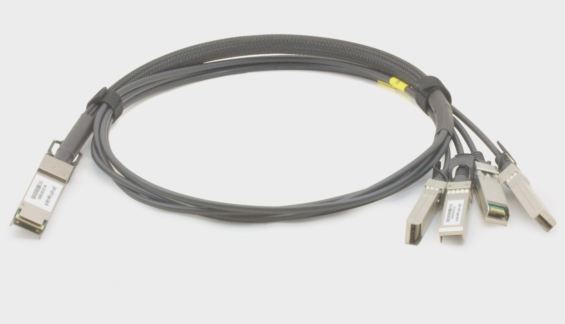 QSFP28-4X25G